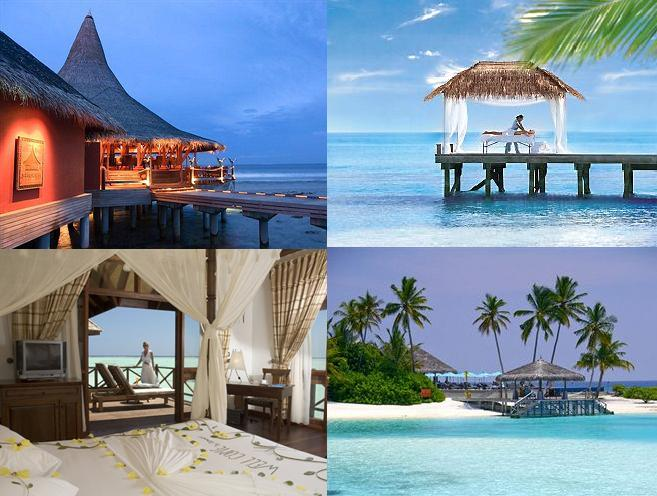 The 5 top resorts in the world mom buzz media for Beautiful hotels around the world